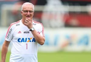 Dorival Júnior tem chances remotas de permanecer no Flamengo em 2019 Foto: Gilvan de Souza/Flamengo