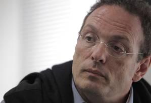 Luiz Schwarcz, presidente do Grupo Companhia das Letras Foto: Eliária Andrade / Agência O Globo