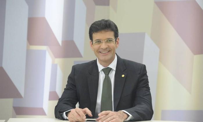 Marcelo Álvaro Antônio (PSL-MG), futuro ministro do Turismo Foto: Luis Macedo / Câmara dos Deputados