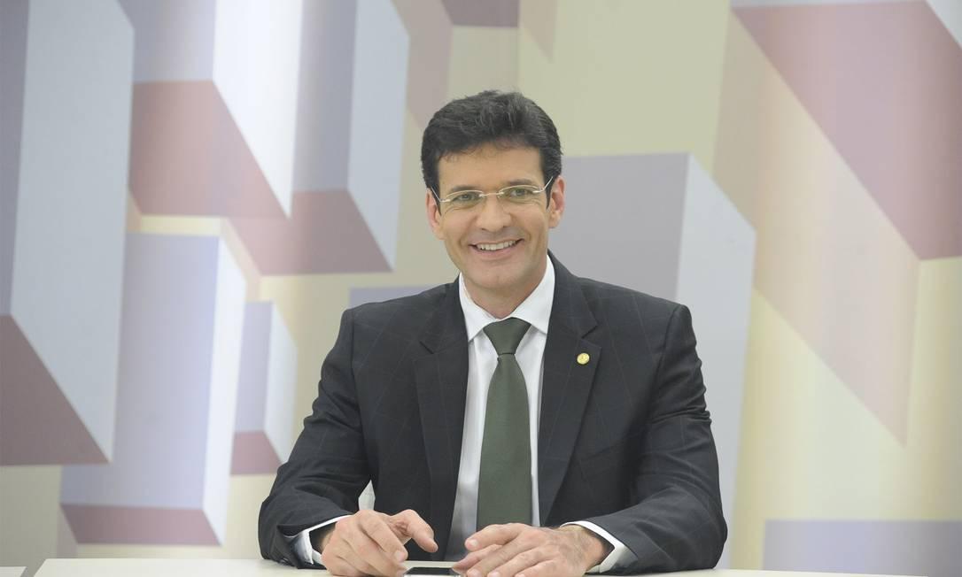 O deputado federal Marcelo Álvaro Antônio (PSL-MG) Foto: Luis Macedo / Câmara dos Deputados