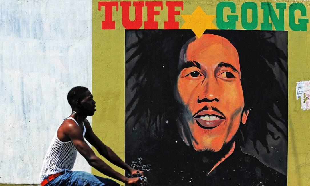 Reggae entrou para lista Patrimônio Cultural Imaterial da Unesco Foto: JEWEL SAMAD / AFP