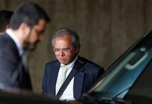 Paulo Guedes, o futuro ministro da Economia do govrno de Jair Bolsonaro (PSL) Foto: Ariano Machado / Reuters