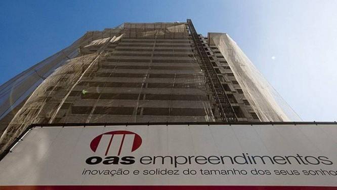 Empreendimento tocado pela construtora OAS Foto: Divulgação