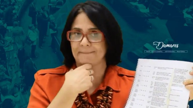 Pastora Damares Alves, indicada para o Ministério dos Direitos Humanso Foto: Reprodução