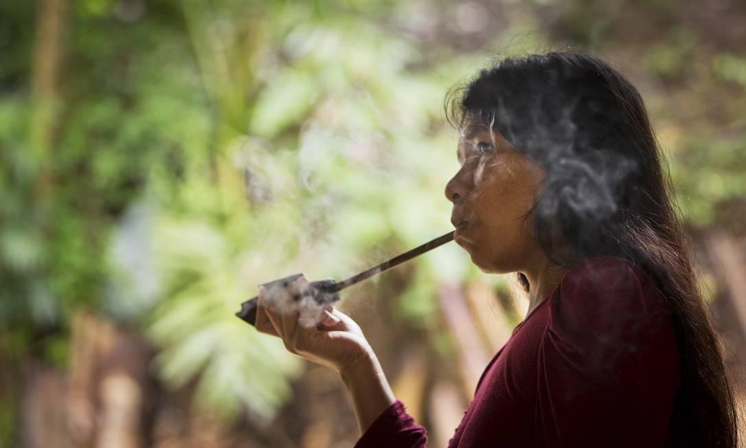Ainda há 83 vagas para serem preenchidas em distritos sanitários especiais indígenasou Foto: Guito Moreto / Agência O Globo