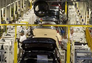 Indústria tem a primeira expansão do ano: alta de 0,4% neste terceiro trimestre Foto: Márcia Foletto