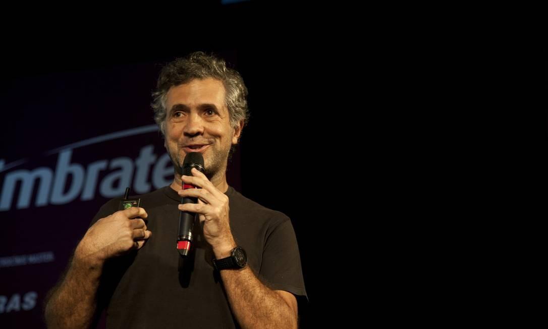 Rogério Oliveira é o criador da Yunus Negócios Sociais Foto: Agência O Globo