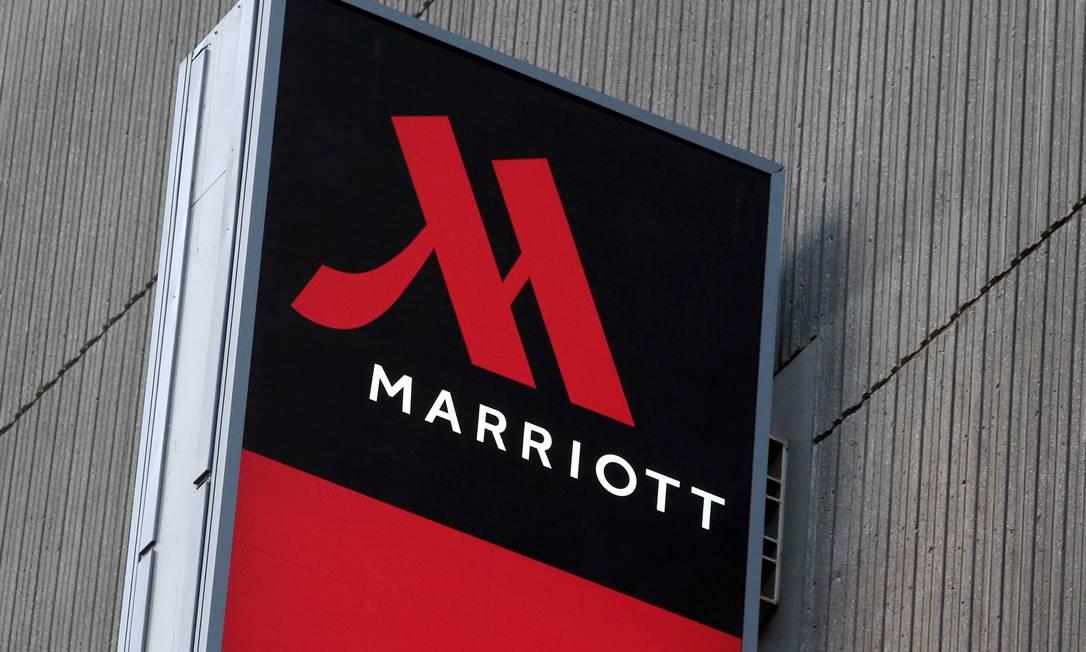 O grupo hoteleiro Marriot anunciou o vazamento de dados de 500 milhões de hóspedes Foto: / Andrew Kelly/REUTERS/16-11-2015