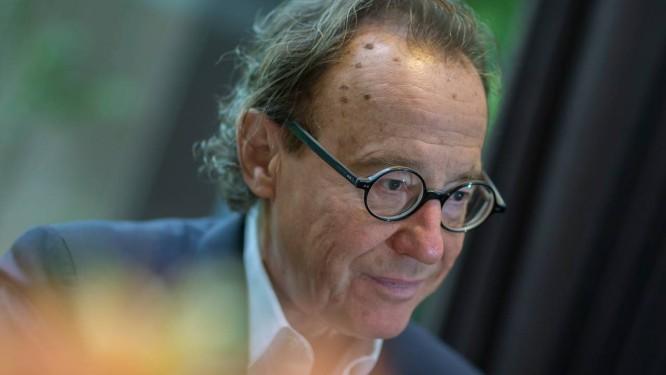 O cientista político americano Mark Lilla Foto: Edilson Dantas / Agência O Globo