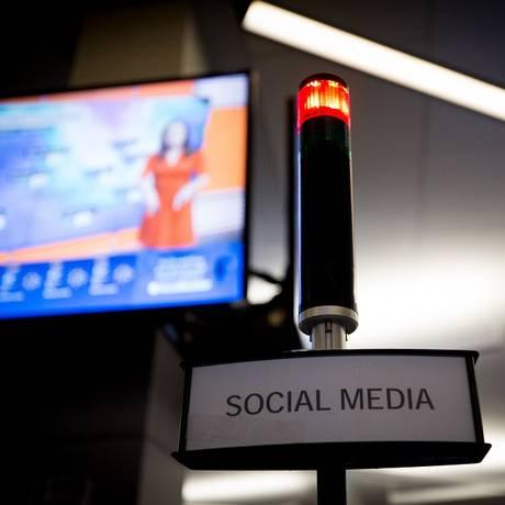 Como usar as redes sociais para resolver problemas durante viagens Foto: Allison V. Smith / NYT