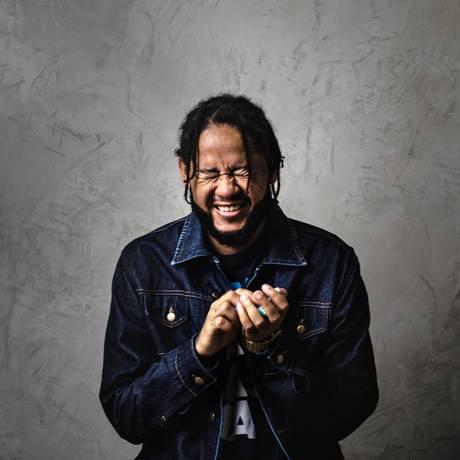Rapper. Emicida encerra as comemorações pelos 445 anos de Niterói Foto: Divulgação/ José de Holanda