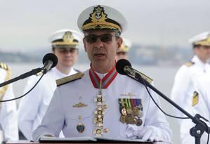 Almirante Bento Albuquerque, ministro de Minas e Energia do governo Bolsonaro Foto: Agência Brasil