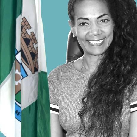 A prefeita de Dois Irmãos (RS), Tânia Terezinha da Silva Foto: Divulgação