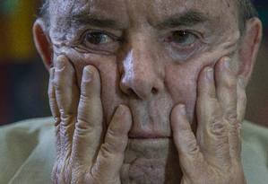 Entrevista com o governador do Rio, Francisco Dornelles (PP), assumiu o Governo do Estado após a prisão do governador Luiz Fernando Pezão Foto: Marcelo Regua / Agência O Globo