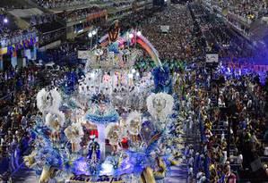 Desfile da Beija-Flor na Sapucaí em 12/02/2018 Foto: Fernando Grilli / Divulgação/Riotur