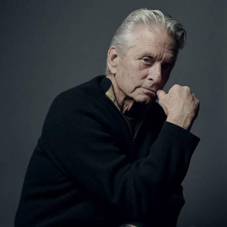 Michael Douglas, 74 anos Foto: VINCENT TULLO / NYT