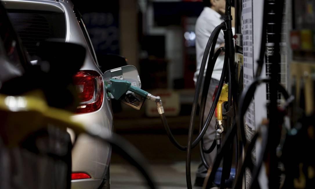 A demanda por etanol, combustível derivado da cana-de-açúcar, tende a crescer a partir de 2020 Foto: Marcelo Theobald / Agência O Globo