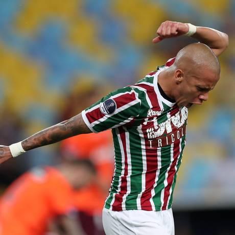 Marcos Júnior está perto de deixar o Fluminense Foto: RICARDO MORAES / REUTERS