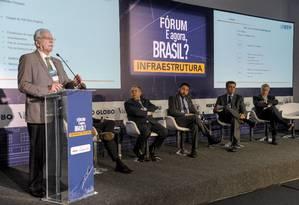 Murillo Barbosa, diretor-presidente da ATP, dá palestra no