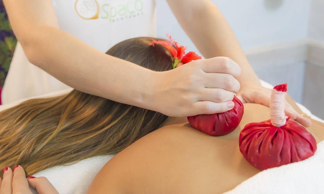 Bomtempo Resort: Aposta nas massagens revigorantes e relaxantes Foto: divulgação
