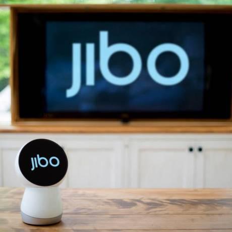 O Jibo foi apresentado em 2012, mas só chegou ao mercado cinco anos depois Foto: Divulgação