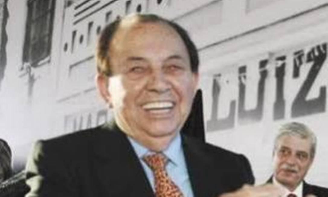 Pelegrino José Donato fundou o Magazine Luiza com sua mulher em 1957 Foto: Divulgação/Magazine Luiza