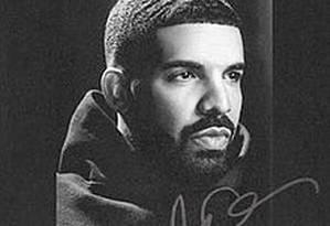 Detalhe da capa do álbum 'Scorpion', de Drake Foto: Divulgação