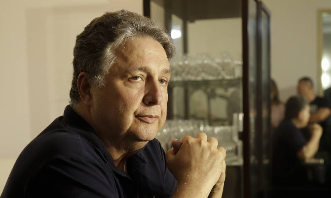 O ex-governador Anthony Garotinho Foto: Gabriel de Paiva / Agência O Globo