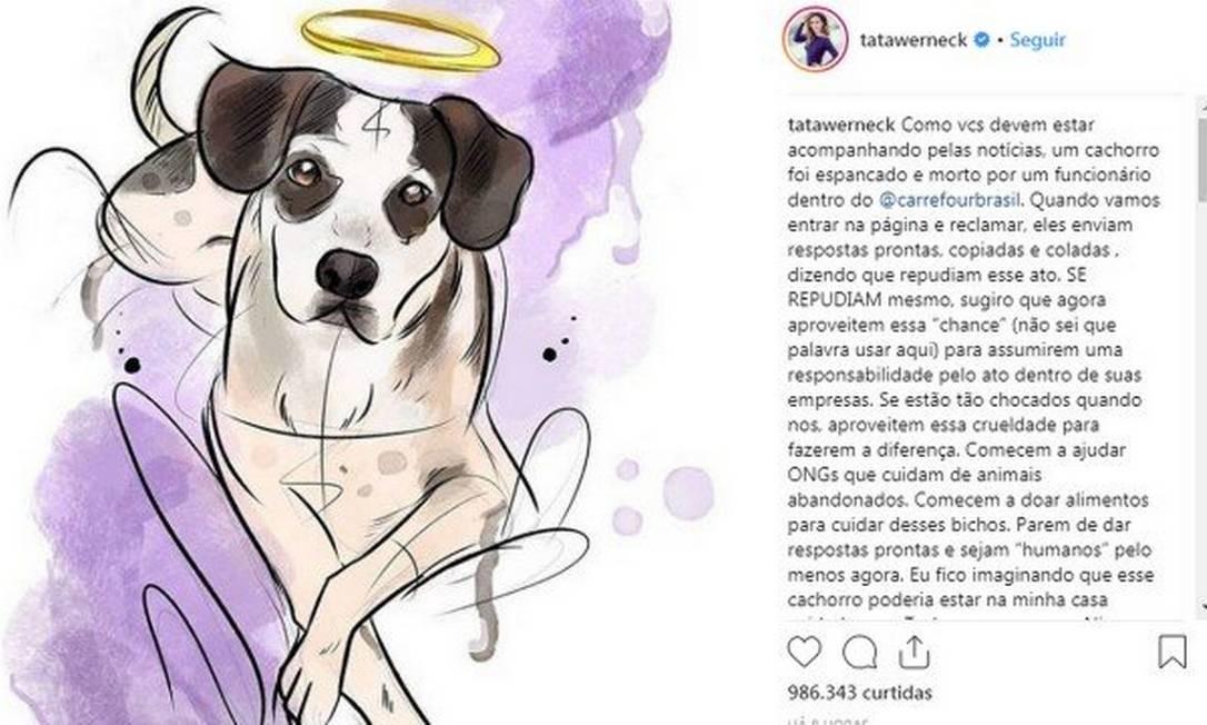 Artistas Ongs E Internautas Se Mobilizam Por Cachorro Morto