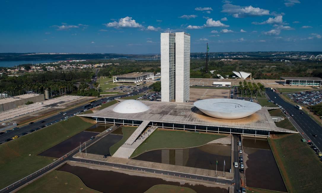 Congresso Nacional Foto: Daniel Marenco / Agência O Globo