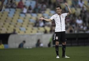 Rodriguinho foi destaque do Corinthians em 2017 Foto: Jorge Rodrigues / Agência O Globo