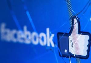 Documentos mostram discussões sobre como o Facebook poderia gerar receita Foto: JOEL SAGET / AFP