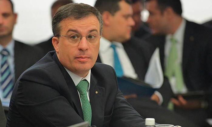 O vice-presidente do Banco do Brasil Walter Malieni Foto: Divulgação