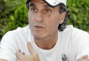 Ruggeri em entrevista ao 'Marca' Foto: Reprodução/Twitter