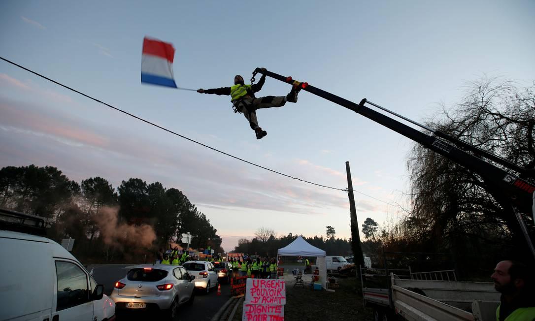 Foto: REGIS DUVIGNAU / REUTERS