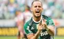 Guerra foi pouco utilizado no Palmeiras em 2018 Foto: Divulgação/Palmeiras