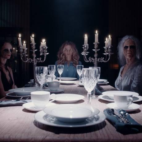 Cena do filme 'O chamado do mal' Foto: Divulgação