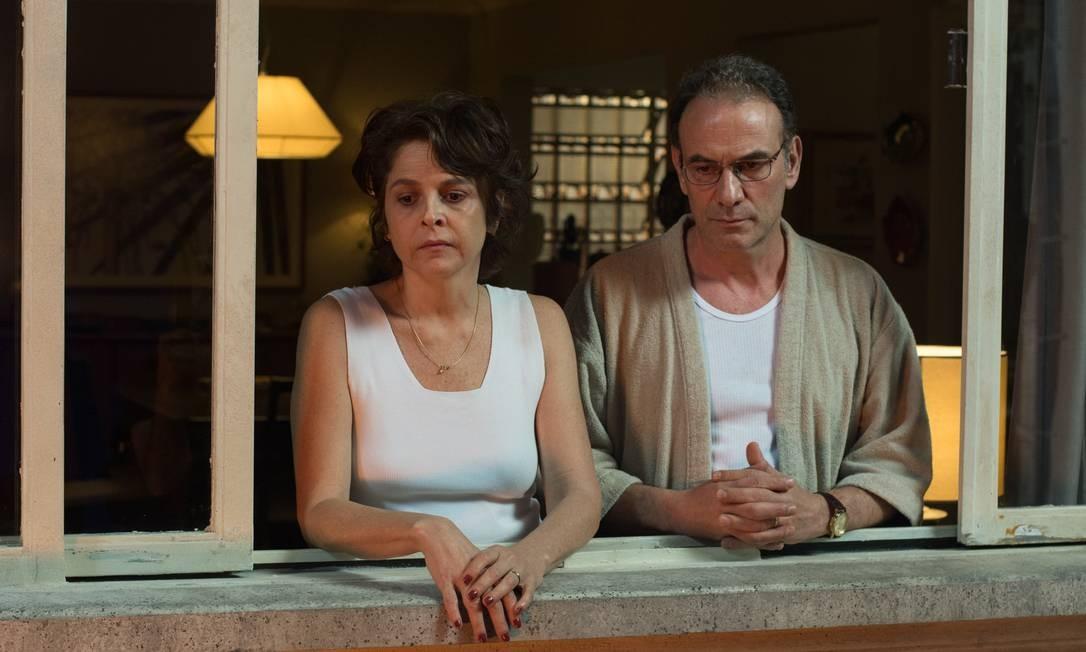 Cena do filme 'Rasga Coração', de Jorge Furtado Foto: Divulgação