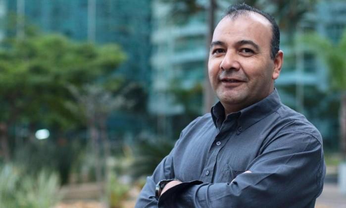 O ex-promotor de Justiça boliviano Marcelo Soza, hoje asilado no Brasil Foto: Arquivo pessoal