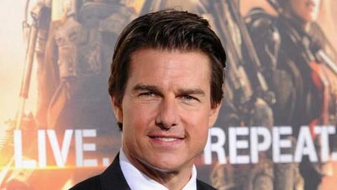 O ator Tom Cruise Foto: Dimitrios Kambouris / AFP