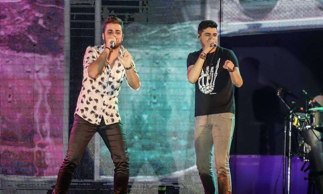 Artistas também foram os mais ouvidos do Brasil no Spotify e no Deezer Foto: Divulgação