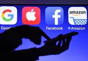 Quando o projeto se tornar lei, a Austrália será um dos primeiros países a impor amplos requisitos de acesso a empresas de tecnologia Foto: AFP