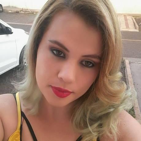 Suelen Ohana Alves Targino se apresentou à polícia nesta quinta-feira Foto: Reprodução