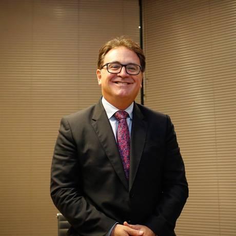 Ministro do Turismo, Vinícius Lummertz, foi indicado para secretaria de João Doria, em São Paulo Foto: Pablo Jacob / Agência O Globo (03/07/2015)
