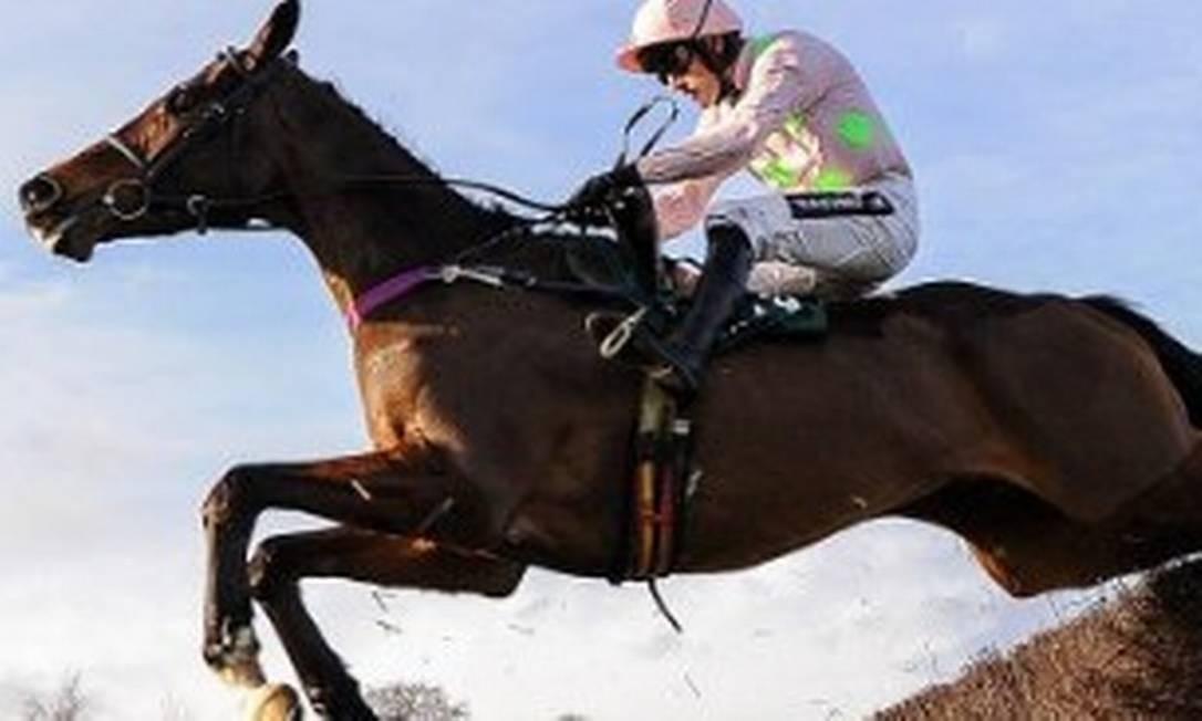 Corridas de cavalo ficarão imunes ao banimento de comerciais de apostas Foto: Reprodução/Twitter