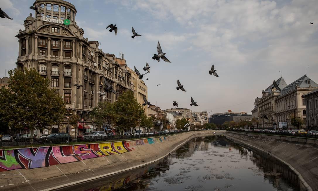 Vista da cidade Foto: Ioana Moldovan/NYT
