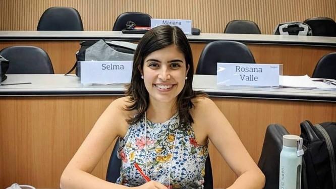 A deputada eleita Tabata Amaral Foto: Reprodução / Facebook
