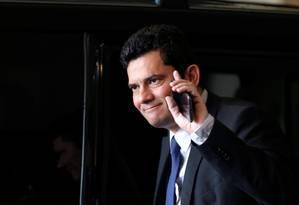 O futuro ministro da Justiça, Sergio Moro 04/12/2018 Foto: Adriano Machado / REUTERS