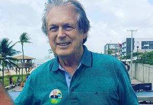 Luciano Bivar, presidente do PSL Foto: Reprodução/Instagram