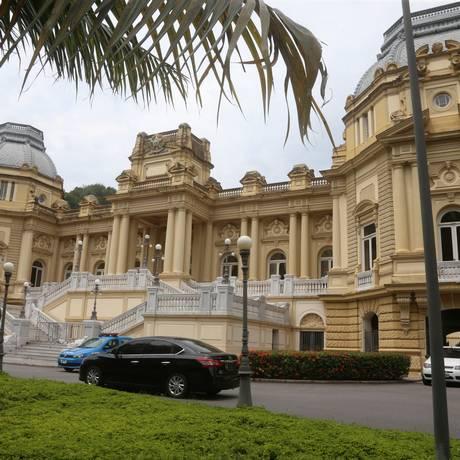 STJ decide que Palácio Guanabara pertence à União Foto: Fabiano Rocha / Agência O Globo